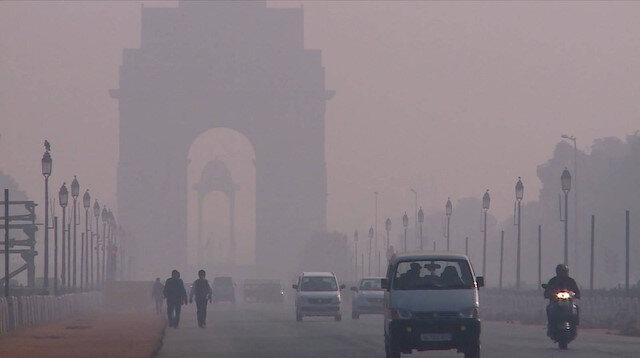 Hindistan'da son 3 yılın en yoğun hava kirliliği: Halk ülkeyi terk etmek istiyor