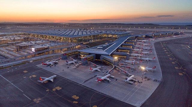 İstanbul Havalimanı güçlü rakiplerini geride bıraktı, 'Yılın Havalimanı' ödülüne layık görüldü