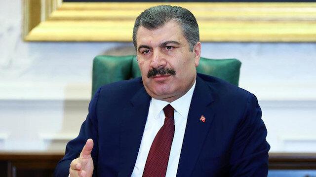 Sağlık Bakanı Koca'dan ıspanak açıklaması: 196 kişi etkilendi yabani otlardan kaynaklandı