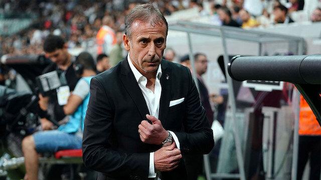 Beşiktaş'ta Abdullah Avcı rahatsızlığından dolayı Braga'ya gitmedi.