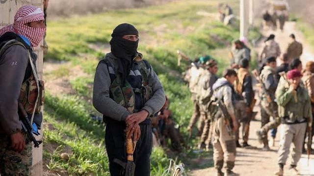 PKK 3 binden fazla DEAŞ'lı teröristi serbest bıraktı