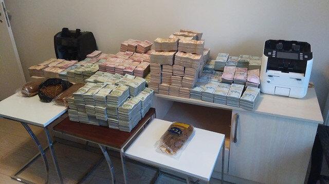 İstanbul'da yasa dışı bahis çetesine operasyon: Dolaptan 3 milyon lira çıktı