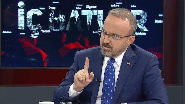 AK Parti Grup Başkanvekili Bülent Turan: Arınç'ın yerinde olsam YİK'ten istifa ederdim