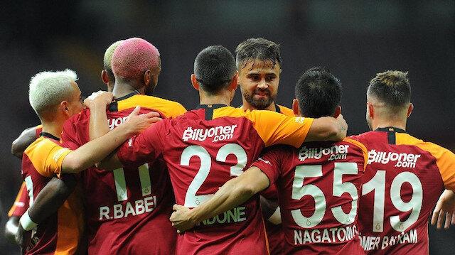 Galatasaray-Real Madrid deplasmanında