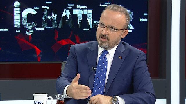 AK Parti Grup Başkanvekili Turan: Arınç'ın yerinde olsam YİK'ten istifa ederdim