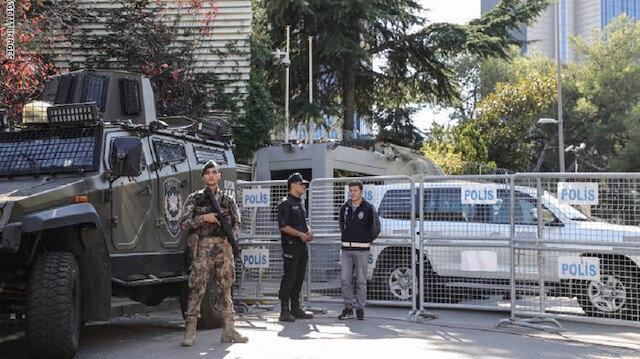 """السلطات التركية توقف 17 أجنبيًّا لصلتهم بـ""""داعش"""" الإرهابي"""