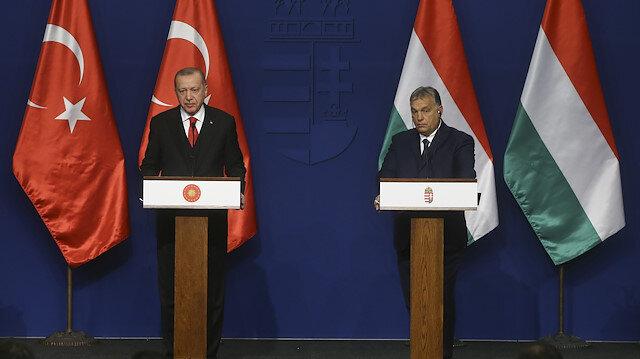 Cumhurbaşkanı Erdoğan: NATO üyesi ülkelerin terör liderleriyle yaptığı görüşmeler affedilebilir değil