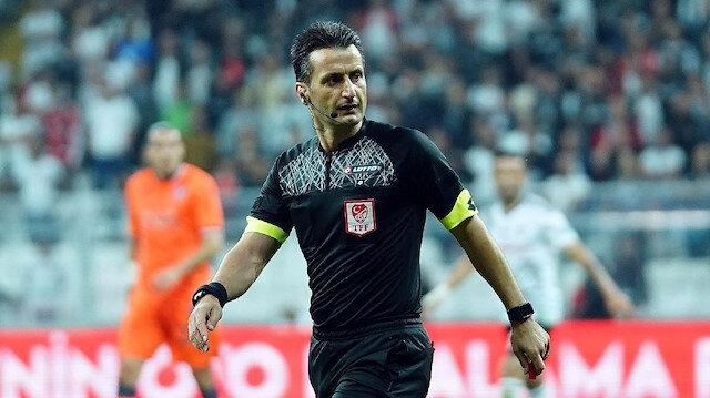 Beşiktaş-Başakşehir maçındaki yönetimi nedeniyle Suat Arslanboğa'nın sözleşmesi feshedildi.