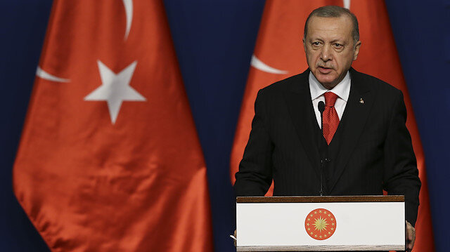 Cumhurbaşkanı Erdoğan: Bağdadiye yakın 13 kişiyi yakaladık elimizde