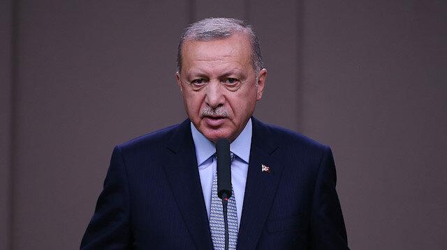 Cumhurbaşkanı Erdoğan: 8 yıllık kirli planları sadece 8-9 günde paramparça ettik