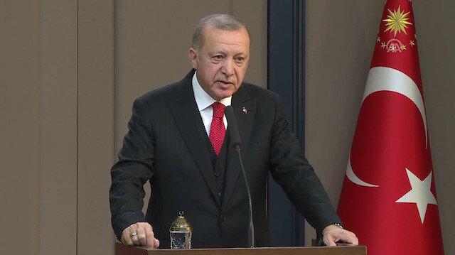 Ülkemiz, Barış Pınarı Harekatıyla 8 yıllık kirli planları sadece 8-9 günde paramparça etmiştir