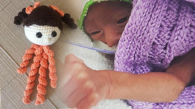 Kızının adını kuvözlerde duyuruyor: Prematüre bebekler 'Müge Bebek' ile hayata tutunacak