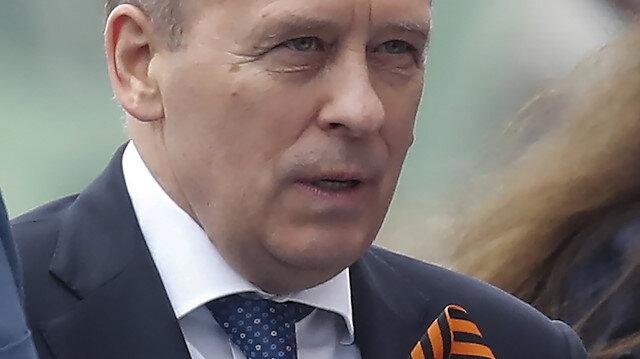 Russian Federal Security Service (FSB) Director Alexander Bortnikov