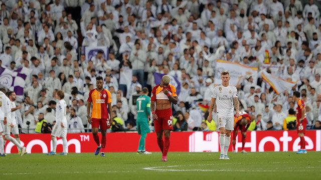 Real Madrid-Galatasaray: 6-0