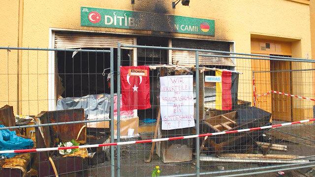 Almanya'da PKK-Nazi ortaklığı
