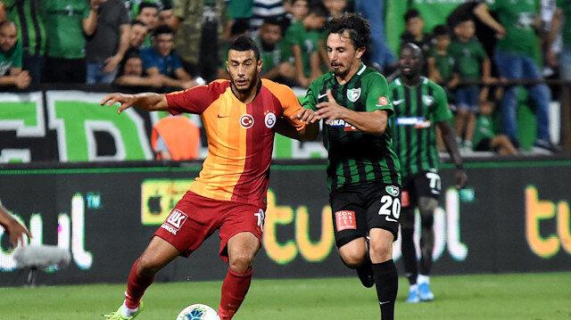 Recep Niyaz, Galatasaray karşısındaki performansıyla büyük beğeni toplamıştı.