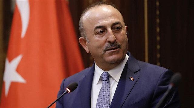 Foreign Minister Mevlut Cavusoglu
