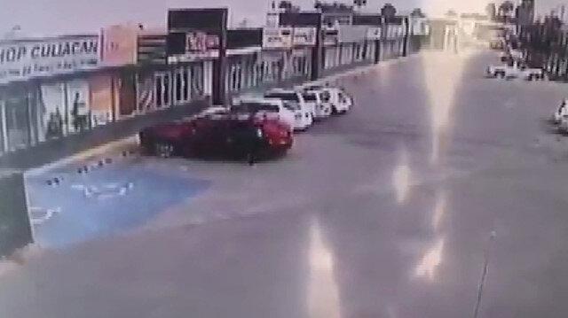 El Chaponun oğlunu gözaltına alan polis 150 kurşun ile öldürüldü