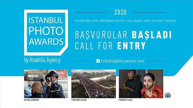 """بدء التسجيل في مسابقة """"جوائز إسطنبول لأفضل صورة 2020"""""""