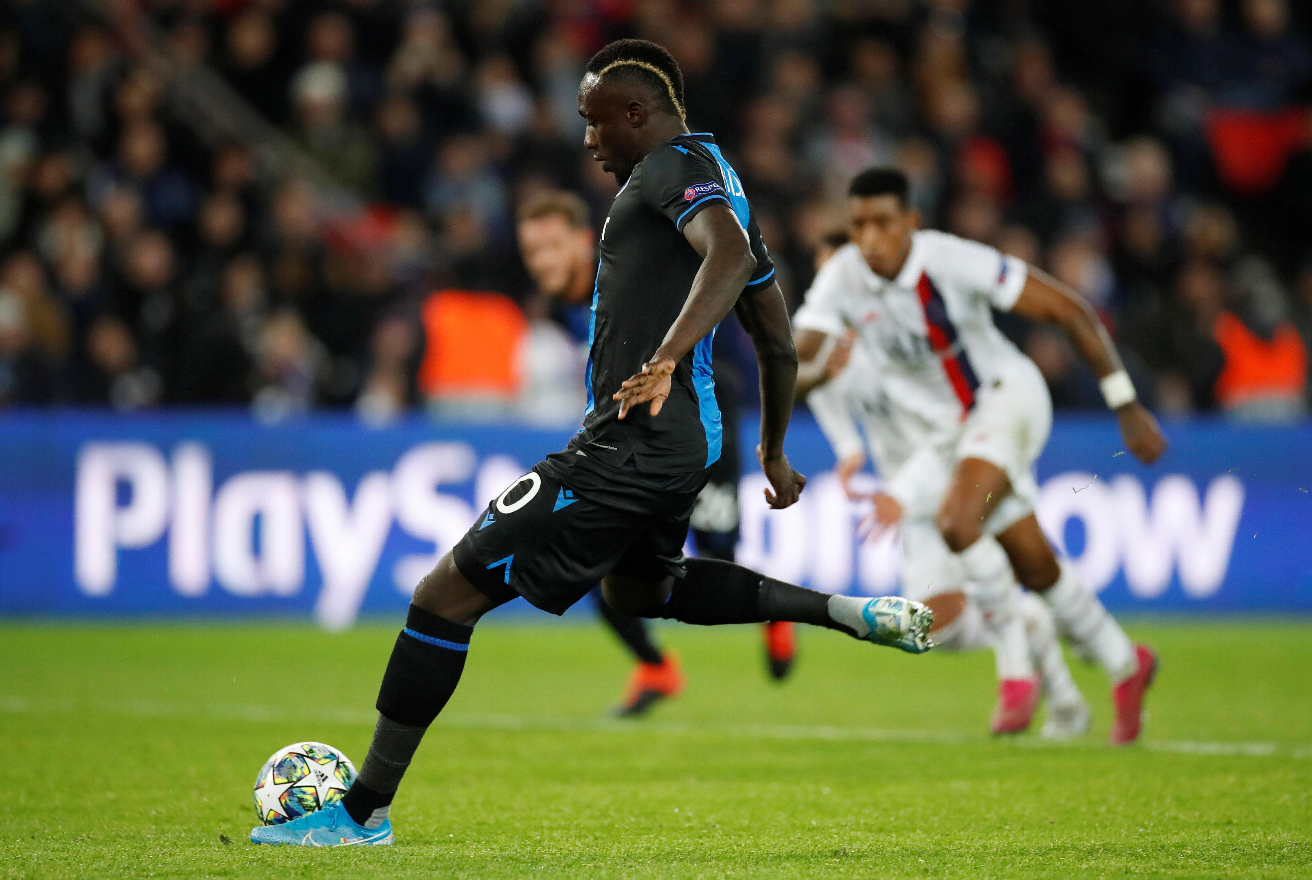 Diagne'nin PSG maçında kaçırdığı penaltı