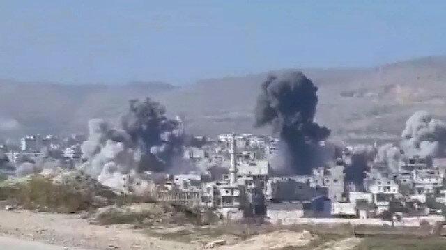 Rus jetlerinden İdlibe hava saldırısı: 3ü çocuk 4 yaralı