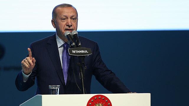 Cumhurbaşkanı Erdoğan: Suriyeli kardeşlerimizi bombaların altına gönderemeyiz