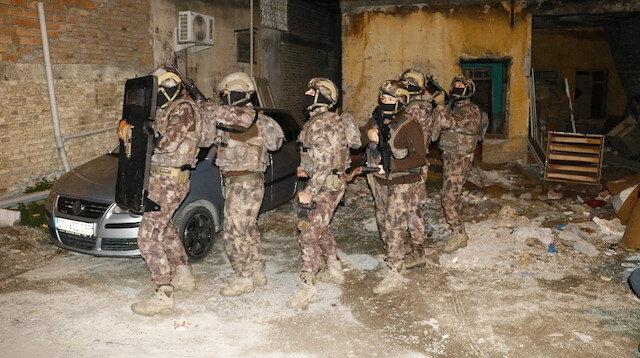 Adana'da DEAŞ ve El Kaide operasyonu: Eylem planı hazırlarken yakalandılar