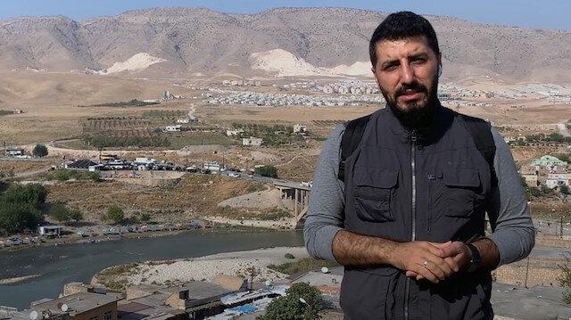 Hasankeyf Hasankeyf'e veda ediyor: Tarihi şehrin sular altında kalmadan önceki son görüntüleri