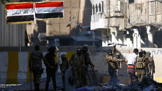 Irak'taki hükümet karşıtı gösterilerde 5 günde 23 kişi öldü 1077 kişi yaralandı