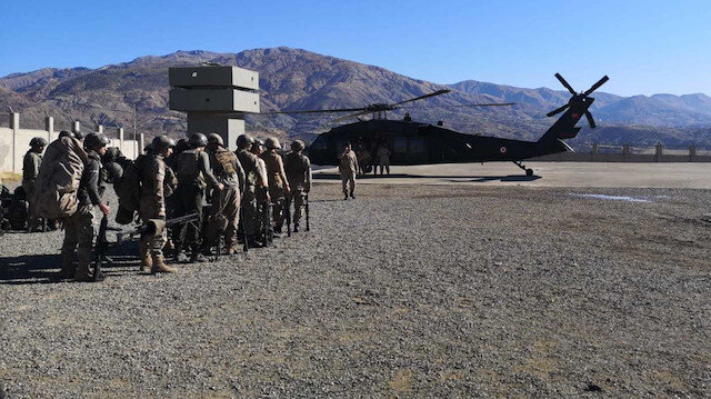 Kıran-5 military operation