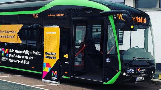 Dört saatlik şarjla 400 kilometre giden yerli otobüs Sileo Avrupa'ya açıldı: Almanya'ya 23 otobüs daha ihraç edildi