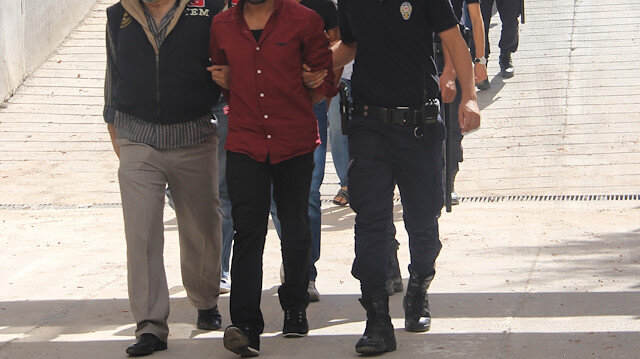 Kayseri'de bağ evine uyuşturucu operasyonunda 11 gözaltı