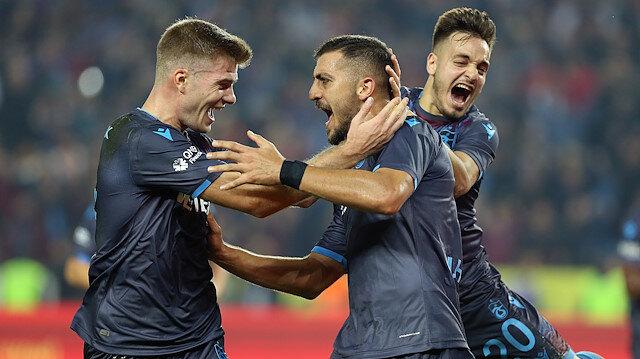 Trabzonspor-Aytemiz Alanyaspor: 1-0