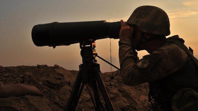 MSB: Son 24 saatte havan, bombalı araç ve drone'larla 19 taciz/saldırı düzenlendi