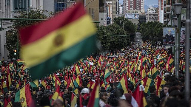 Türkiye Bolivya'daki gelişmelerden endişeli: Yönetimler demokratik süreçlerle işbaşına gelmeli