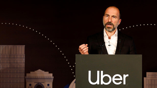 Uber CEO compares Jamal Khashoggi's murder to his company's own 'mistakes'