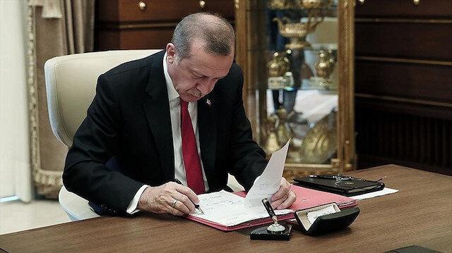 Cumhurbaşkanı Erdoğan'ın imzasıyla bazı genelgeler yürürlükten kaldırıldı