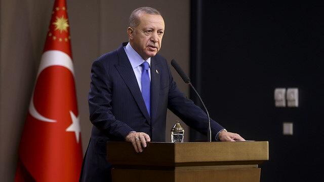 Cumhurbaşkanı Erdoğan ABD ziyareti öncesi önemli açıklamalar: Nasıl bir katil olduğunu belgeleriyle göstereceğiz