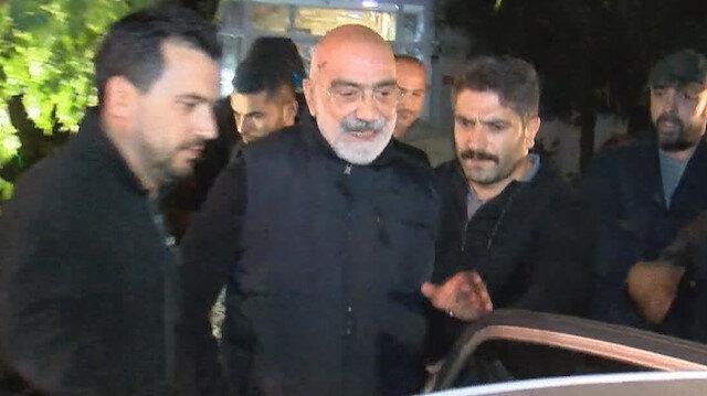 Tahliye edilmesinin ardından tekrar gözaltına alınan Ahmet Altan tutuklandı