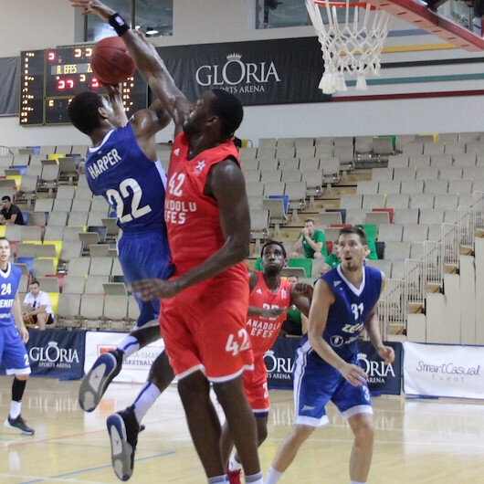 Anadolu Efes to face Russia's Zenit