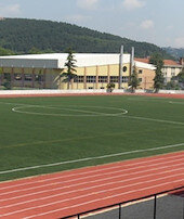 Spor tesisleri yenileniyor