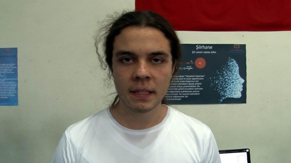 Tarık Mut, projeleri hakkında bilgiler verdi.
