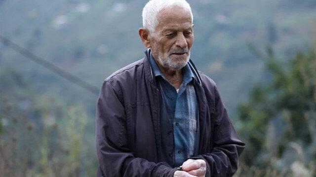 92 yaşındaki Yomralı Mustafa Amca: Kaynatamın yanında çocuklarımı kucağıma almadım