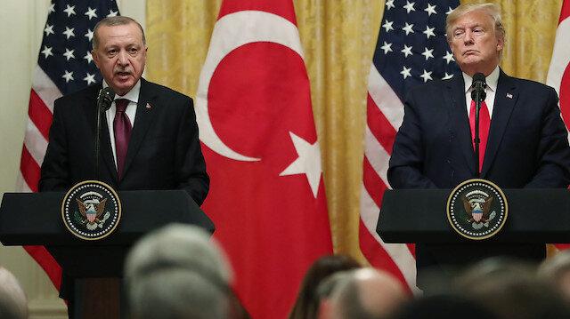 Cumhurbaşkanı Erdoğan, Trump tarafından kendisine gönderilen skandal mektubu iade etti