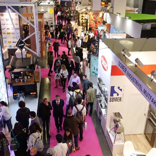 Gastronomy world gathers in Istanbul