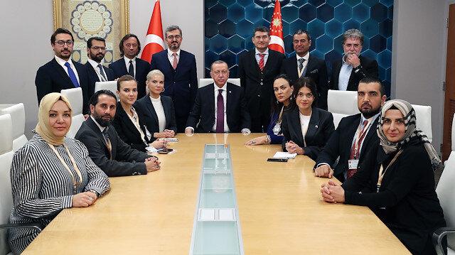 Cumhurbaşkanı Erdoğan ABD ziyareti dönüşünde konuştu: Suriye petrolü yeniden imar için kullanılmalı