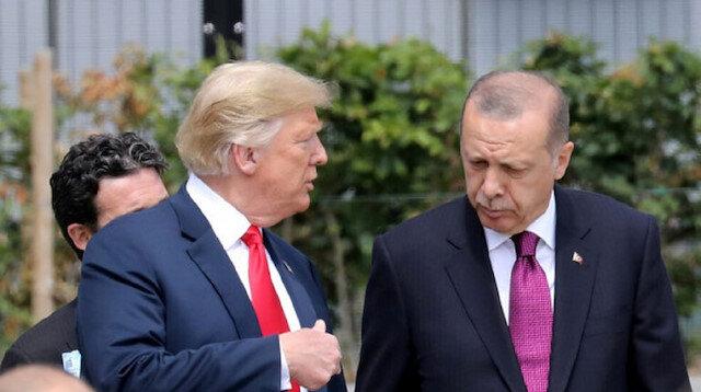 أردوغان: جهات معارضة لترامب تسعى لإفساد علاقاتنا مع أمريكا