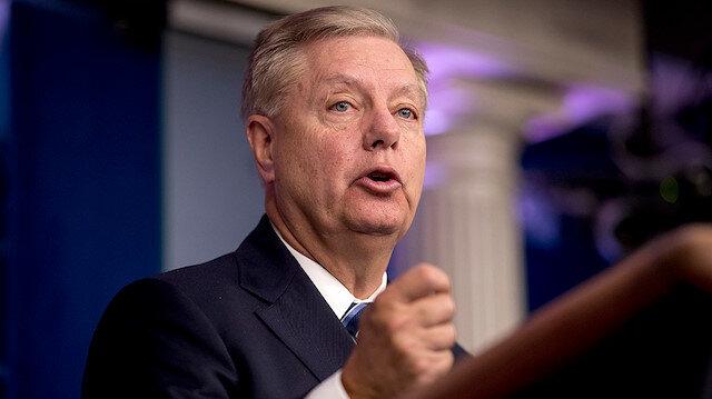 Erdoğan'ın ziyareti sonrası Senatör Lindsey Graham, ABD Senatosu'ndaki Ermeni tasarısını bloke etti