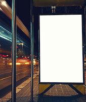 Açık hava reklam alanları kiralık