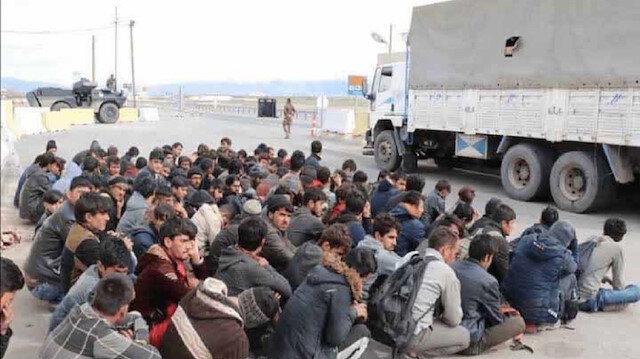 السلطات التركية تضبط 727 مهاجرًا غير نظامي في أدرنة